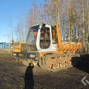 Morooka MST 2200 VD Tracked Carrier - 99