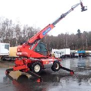 Manitou MRT 1850 Turbo Telescopic Handler - 98