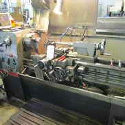 Colchester Triumph 2000 gap bed SS & SC lathe, serial no. LTR50G RJI/37222, with Digipac 5 control