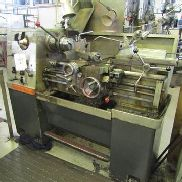 Colchester Master 2500 gap bed SS & SC centre lathe, serial no. 5/0002/705366, with 3 jaw chuck. NB: