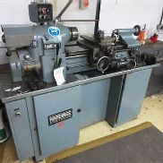 "Hardinge HLV-H Precision Lathe, serial no: HLV-H-11940T, 3 phase, distance between centres: 17"","
