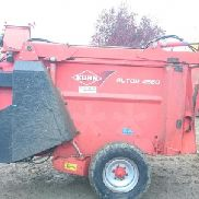 Straw shredder: Kuhn Altor 4560 (Ref. 653)
