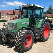 Used Farm Tractors: Fendt 410 (Ref. 777)