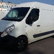 Renault Master 2.3 dCi - Leichte Ladung (RAND IN).