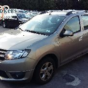 Dacia Logan 1.5 dCi Stationwagen (MARGE) update papers