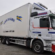 MERCEDES-BENZ 2548 Actros Euro 5 refrigerated truck