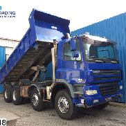 DAF 85 CF 480 , Manual, Retarder, Airco, Steel suspension, Naafre dump truck