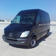 MERCEDES-BENZ SPRINTER 313 CDI Kofferwagen