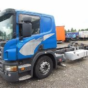 SCANIA P420 chassis truck