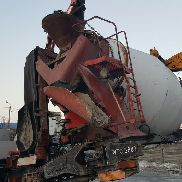 STETTER concrete mixer drum