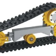 New ATLAS Rezinovaya gusenica -TEREX HR12, HR2.0, TC16, TC20 ITR track chain for ATLAS HR12, HR2.0, TC16, TC20 excavator