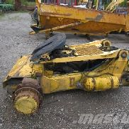 VOLVO fifth wheel for VOLVO A25C articulated dump truck