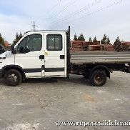 IVECO Daily 35C12D Pritsche LKW