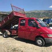 MERCEDES-BENZ Sprinter 412 dump truck