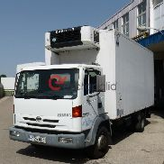 NISSAN Atleon 210. Matrícula 8125 BHK refrigerated truck for sale by auction