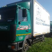 MAZ 437130-341 isothermal truck