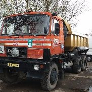 TATRA T815 S1 26 208 6x6.2 dump truck for sale by auction