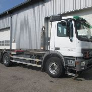 Damaged MERCEDES-BENZ Actros 2641L 2541L MP2 Schub/Knick hook lift
