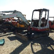All Parts TAKEUCHI spare parts for TAKEUCHI TB135 mini digger