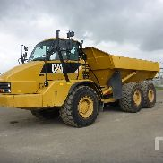 CATERPILLAR 730 dump truck for sale by auction