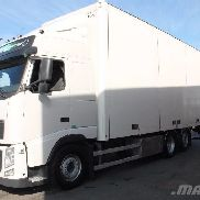 VOLVO FH closed box truck