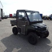 POLARIS IPS RANGER 800 XP, camion pianale vin 013