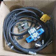 Volvo L150H quick coupler hydraulic installation VOLVO spare parts for VOLVO L150H wheel loader