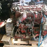 Fiat 8340.04 350 + Gearbox engine for truck
