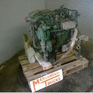 PERKINS D4A engine for VOLVO Motor D4A 140 pk EC96 truck