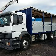 MERCEDES-BENZ ATEGO 1828 chassis truck