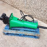 MONTABERT SC28 hydraulic breaker