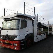 MERCEDES-BENZ ATEGO 1828 LL Autotransporter