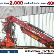 LOGLIFT / F 120S79 Ladekran
