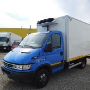IVECO Daily 50C14 refrigerated truck