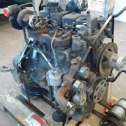 NEW HOLLAND komplett motor, hydraulpump engine for NEW HOLLAND MH 3.6 excavator