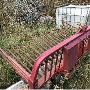 BOBCAT STENGREP silage facer bucket for sale by auction