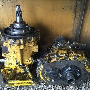 USED 1988 JCB 3CX BACKHOLOADER TRANSMISSION gearbox for JCB 1988 3CX backhoe loader