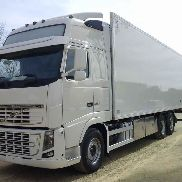 VOLVO FH 16 580 refrigerated truck