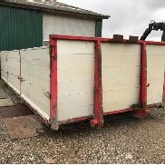 CONTAINERLAD Alu sider dropside body for sale by auction
