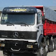 MERCEDES-BENZ 3538 3535 3544 K Muldenkipper