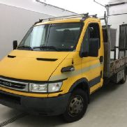 IVECO 35 S 12 2.3 car transporter