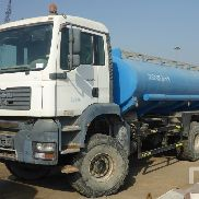 MAN TGA33.430 tank truck for sale by auction