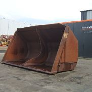 CATERPILLAR CAT980F-9000 Liter-3400 mm front loader bucket