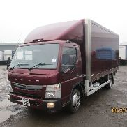 MITSUBISHI FUSO CANTER 7C15 38 refrigerated truck for sale by auction