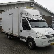 IVECO Daily 3,0 35S18 Alubox m / lift Koffer LKW