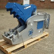 New HAMMER RH16 hydraulic shears