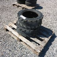 27X8.50/15 skid steer tire for sale by auction