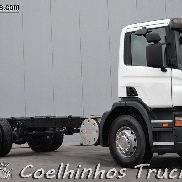 SCANIA P 270 chassis truck