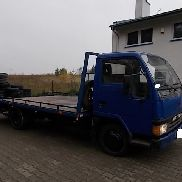 MITSUBISHI CANTER chassis truck