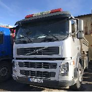 VOLVO FM - 340 dump truck for sale by auction